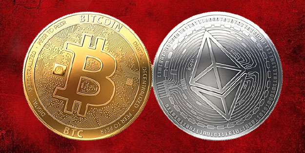 Bitcoin BTC ne kadar? Ethereum ETH çıktı mı düştü mü? Bitcoin kaç dolar, Ethereum kaç lira oldu?