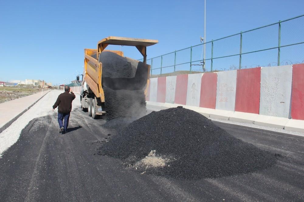 Bitlis Belediyesi Fen İşleri Müdürlüğü ekiplerinin çalışmaları