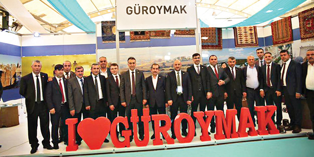 Bitlis'i İzmir'de tanıttılar