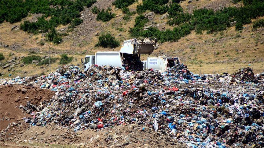 Bitlis'te çöpten üretilen elektrikle 3 bin ev aydınlanıyor