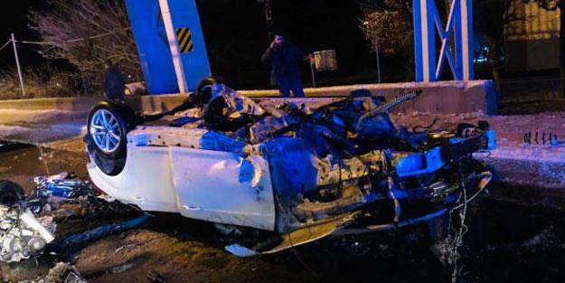 Bitlis'te trafik kazası: 4 yaralı