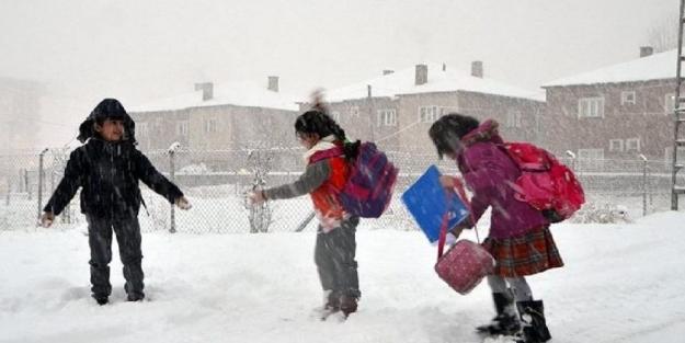 Bitlis'te yarın 17 Şubat Pazartesi günü kar tatili olacak mı?