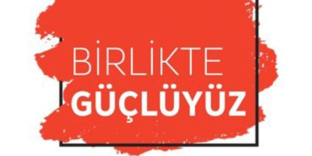 Biz Birlikte Güçlüyüz Platformu Türkçe, Fransa, İngilizce ve Arapça basın açıklaması