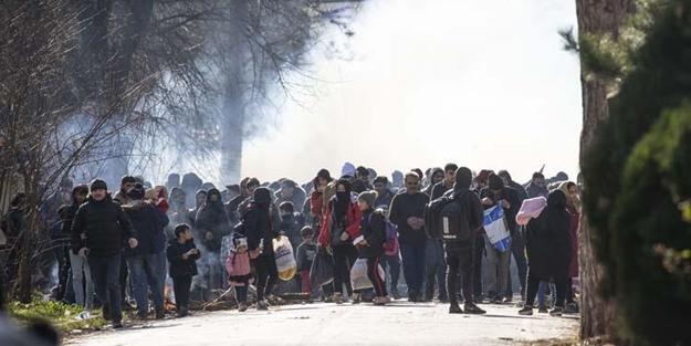 Bizden bu kadar! Mülteciler Avrupa'ya tepki gösterdi