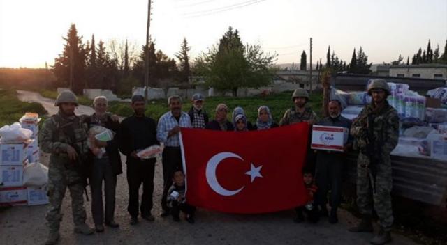 BM Afrin için harekete geçiyor