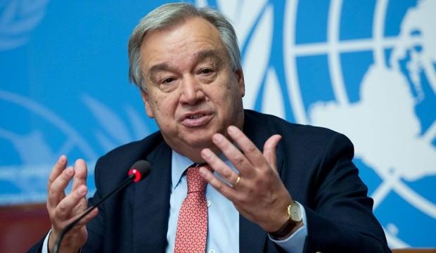 BM Genel Sekreteri Guterres'ten Libya'ya çağrı