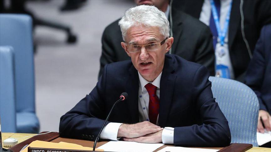 BM: İdlib'e son iki günde 100'den fazla hava saldırısı yapıldı