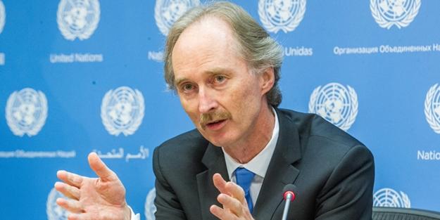 BM Suriye Özel Temsilcisi katil Esed rejimini ziyaret etti