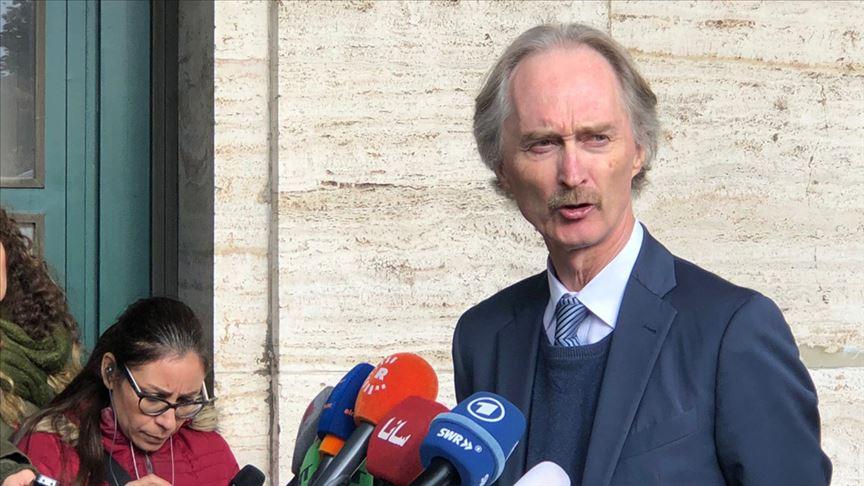 BM Suriye Özel Temsilcisi Pedersen'den 'acil diplomatik çözüm' çağrısı
