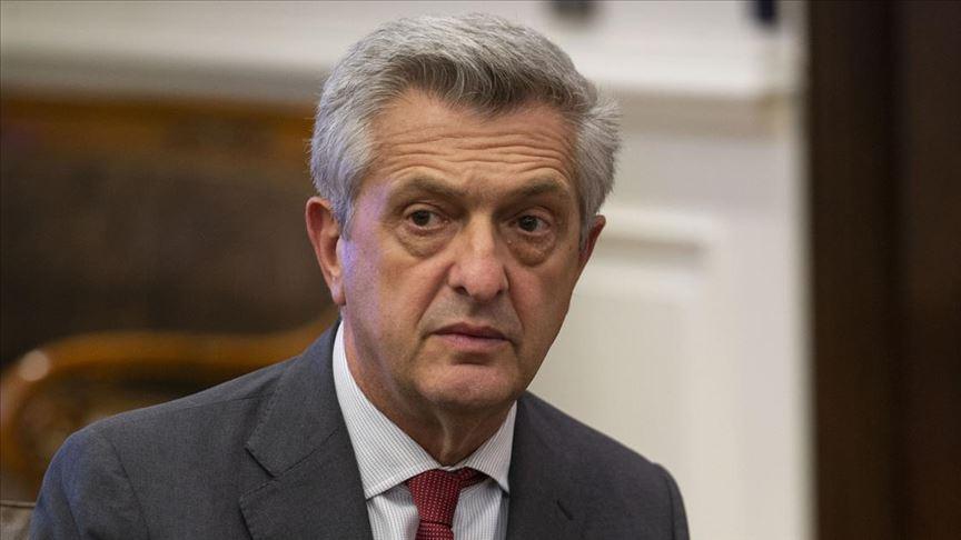 BM Yüksek Komiseri Grandi'den 'Suriyelilerin geri dönüşüne' ilişkin açıklama