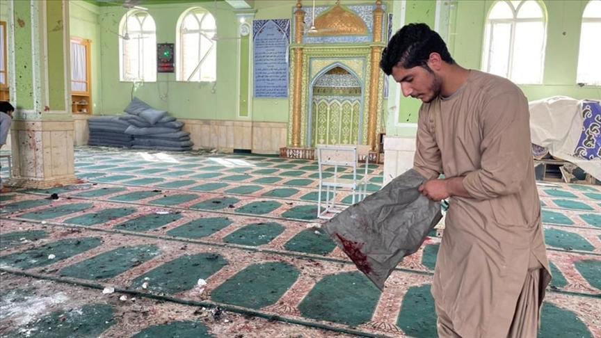 BM'den Afganistan'da düzenlenen terör saldırısına kınama