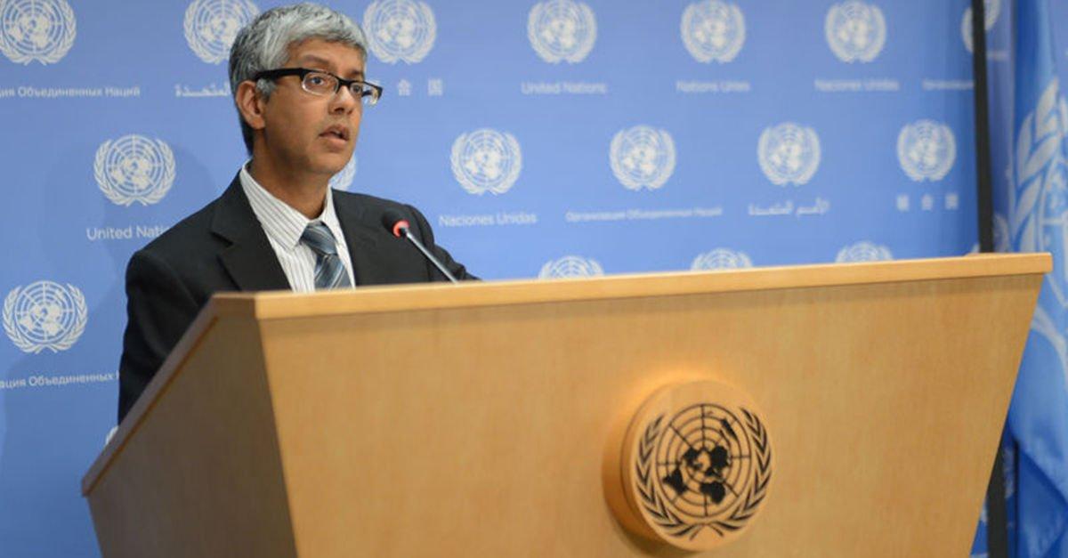 BM'den Golan Tepeleri'yle ilgili açıklama: Statüsünde değişiklik yok!