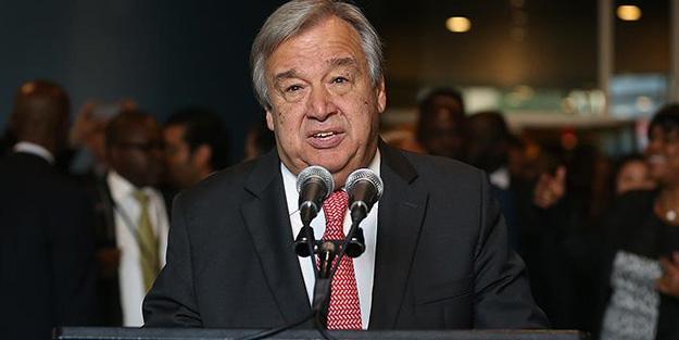 BM'den tüm dünyaya kritik çağrı! Bunun için koalisyon kurulmalı
