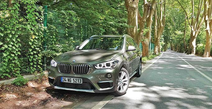 BMW, X1'e de sınıf geçti