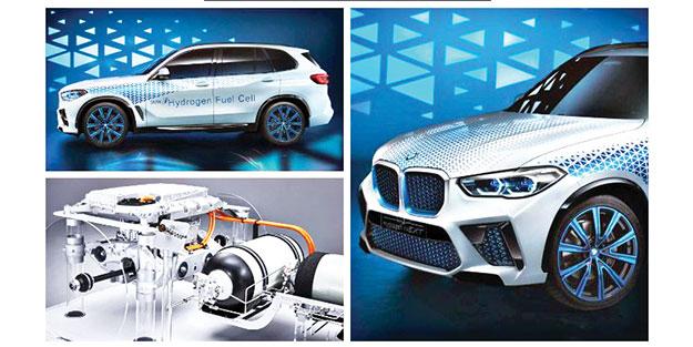 BMW X5 modelini Toyota ile ortak üretecek