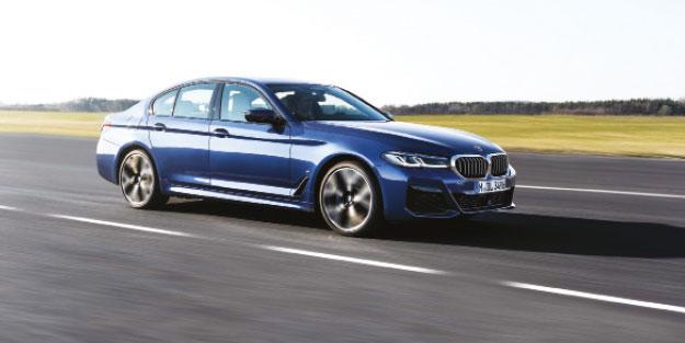 BMW 'Yeni Seri' tanıtımına hız verdi