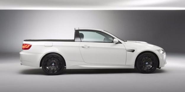 BMW'ye bir de böyle bakın! - FOTO