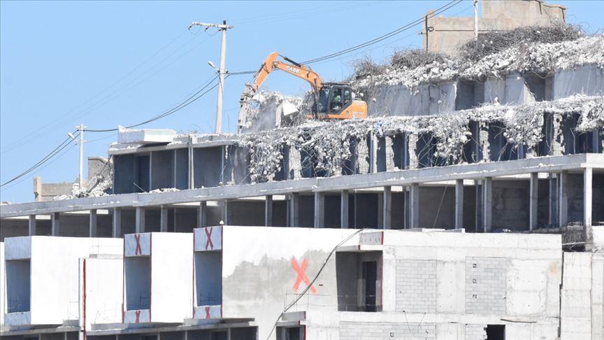Bodrum Belediye Başkanı Ahmet Aras: Yıkımlar ileride yapılacak kaçak yapıların önüne geçecek