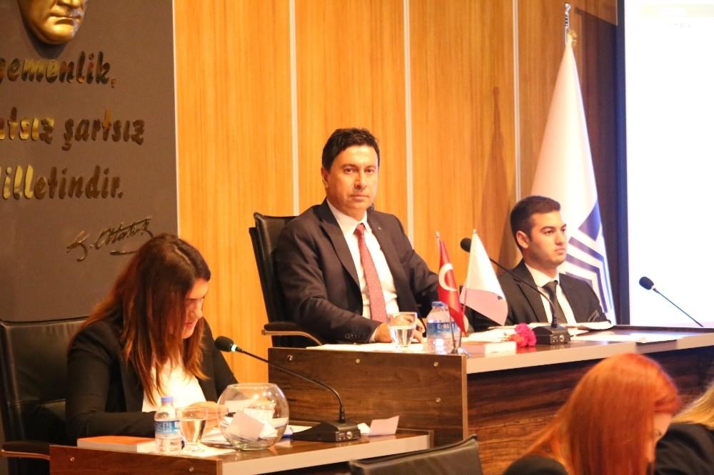 Bodrum Belediye Meclisi seçimin ardından ilk toplantısını yaptı