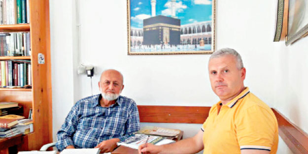 Bodrum Fetih Camii Erdoğan'ı bekliyor