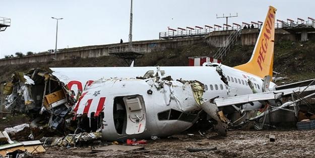 Uçak kazası ile ilgili korkunç iddia! Harekete geçtiler
