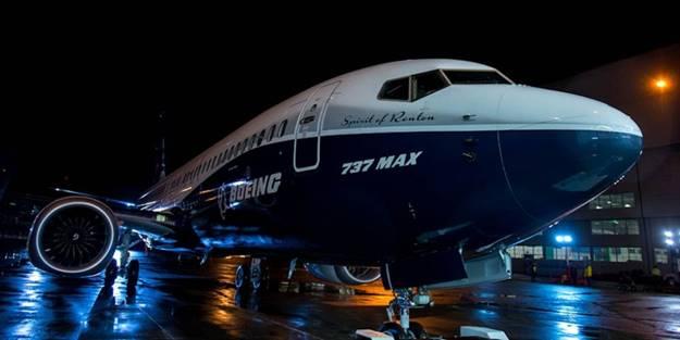 Boeing tüm dünyaya duyurdu! 737 MAX 8 modeli hakkında flaş karar
