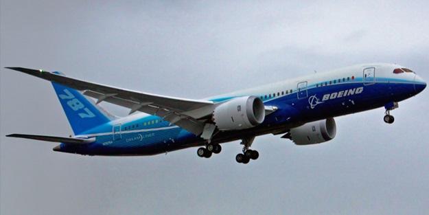 Boeing'e bir şok daha! Siparişleri durdurdu