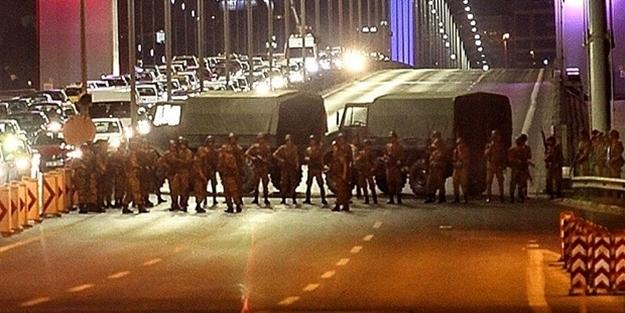 'Boğaz Köprüsü'nü vur' emri alan pilot bombayı oraya atmış!