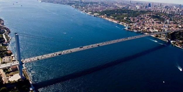 Boğaziçi Köprüsünün adı '15 Temmuz Şehitler Köprüsü' oldu