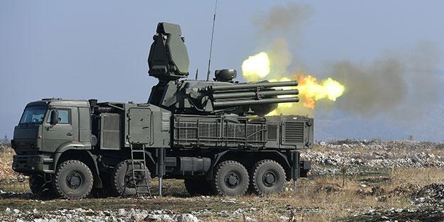 Bölgede beklenen son yaklaşıyor! Rus Pantsir S-1 yok edildi