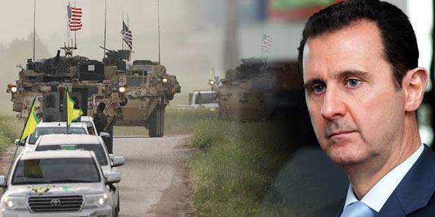 Bölgede gergin bekleyiş! YPG, ABD ve Esed üçgeninde neler oluyor?