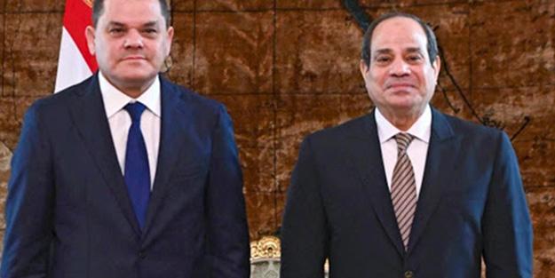 Bölgede kritik gelişme! Libya ile Mısır anlaştı! Türkiye de uzlaşmıştı