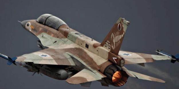 Bölgede tansiyon yükseldi! Rusya'dan İsrail uçağına müdahale