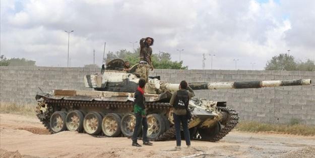 Bölgede tehlikeli adım! Körfez ülkeleri Mısır'ı Libya'da savaşa sürüklüyor