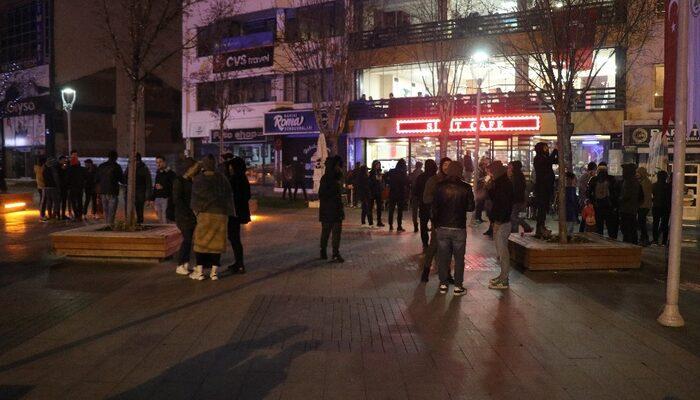 Bolu'da 3.6 büyüklüğünde deprem