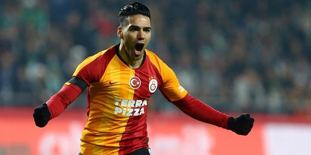 Bomba iddia! Galatasaray'ın yıldızı Falcao'nun yeni takımını duyurdular