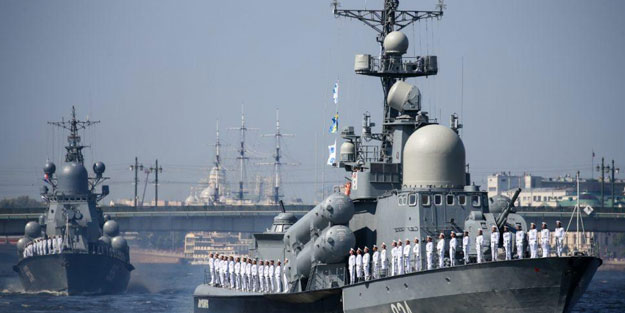 Bomba iddia: Rusya Doğu Akdeniz'de tarafını seçti