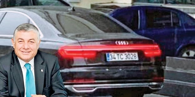 Günlük 110 bin, aylık 4 milyon lira! CHP'li başkanın araç saltanatı
