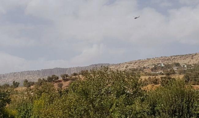 Bordo bereliler helikopterle oraya sevk edildi!
