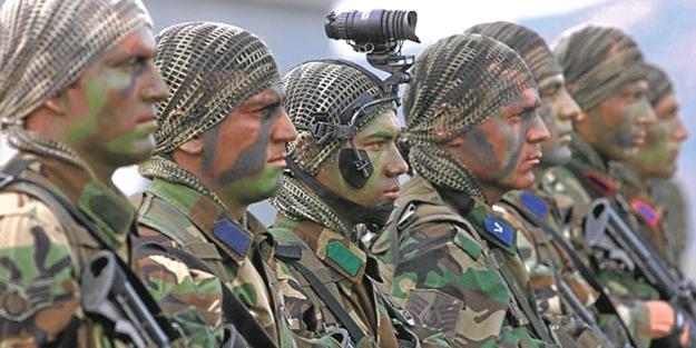 BORDO BERELİLERDEN ABD VE PKK'YA ŞOK! İNLERİNE GİRDİ VE İMHA ETTİ