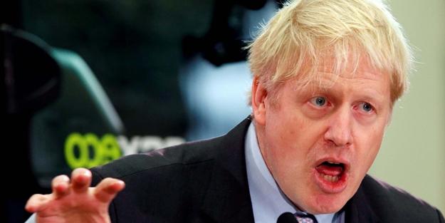 Boris Johnson ülkesini yeşil yaratığa benzetti
