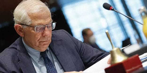 Borrell'den Türkiye açıklaması