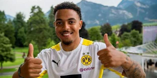 Borussia Dortmund Malen'i transfer etti