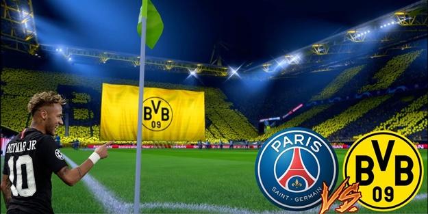 Borussia Dortmund PSG maçını şifresiz nasıl izlerim? Dortmund PSG maçını şifresiz veren kanallar