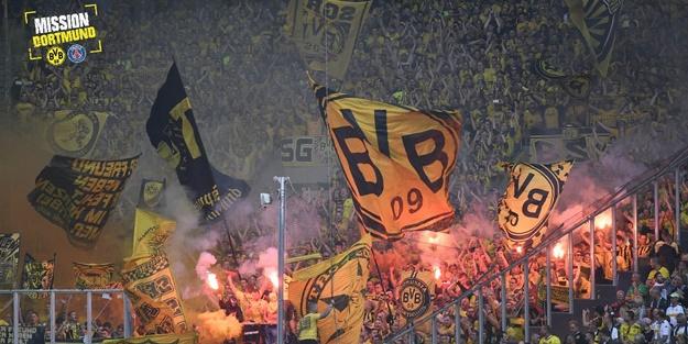 Borussia Dortmund PSG Şampiyonlar Ligi maçı muhtemel 11'leri
