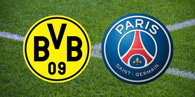 Borussia Dortmund PSG Şampiyonlar Ligi maçı ne zaman saat kaçta hangi kanalda?
