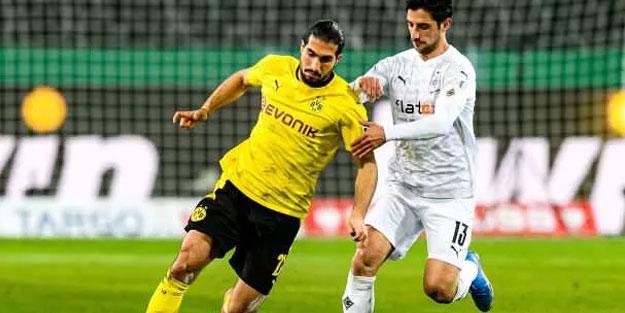 Borussia Dortmund yarı finalde