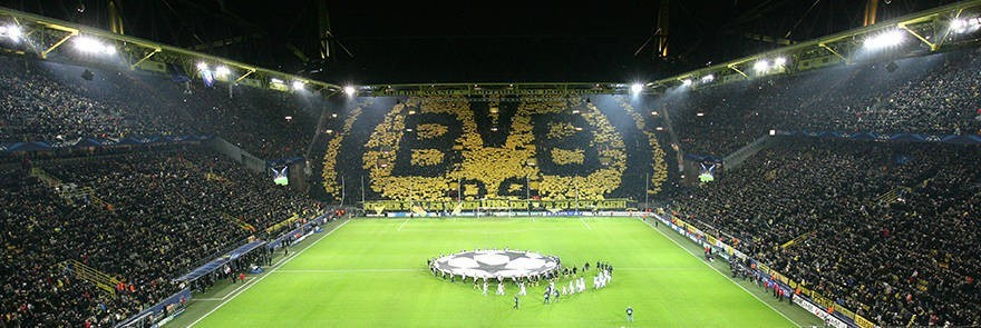 Borussia Dortmund'un stadyumu korona tedavi merkezine dönüştürüldü