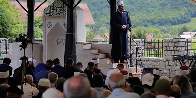 Bosna Hersek'te geleneksel 'Fetih Şenlikleri' yapıldı