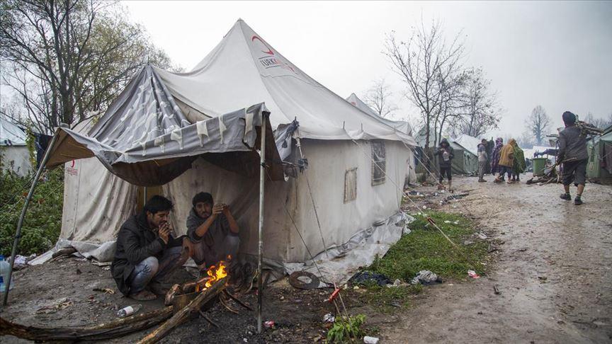 Bosna Hersek'teki Vucjak Kampı başka bölgeye taşınacak